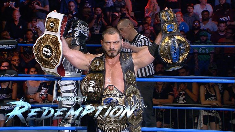 Impact Wrestling posted the following highlights following Sunday's Redemption PPV.jpg