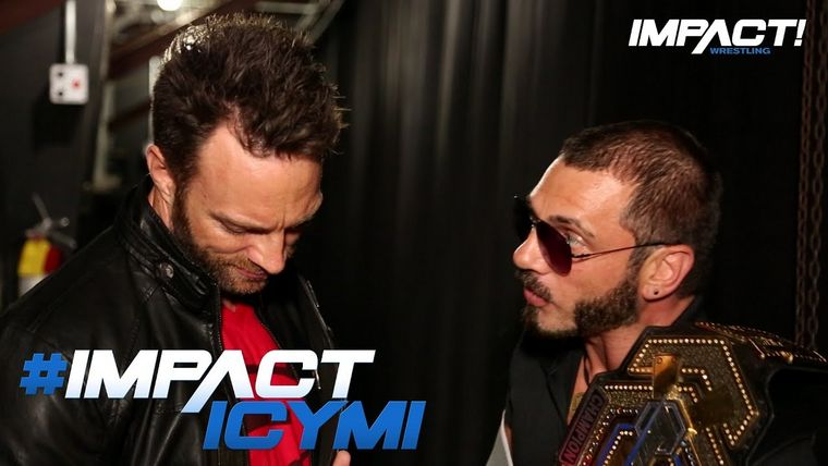 Austin Aries Confronts Eli Drake Backstage - IMPACT Highlights May 3 2018.jpg