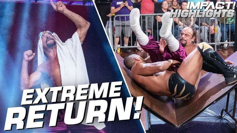 SABU Returns for a Shot at Bound For Glory Ladder Match IMPACT Highlights Oct 18 2019.jpg
