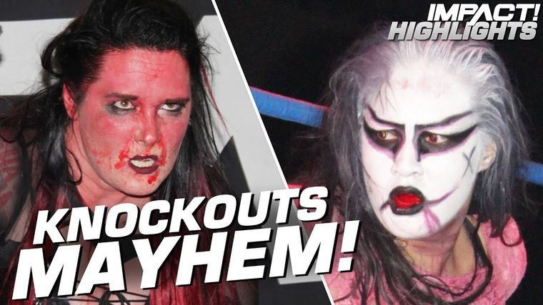 Havok vs Su Yung Goes OFF THE RAILS IMPACT Highlights Sep 6 2019.jpg