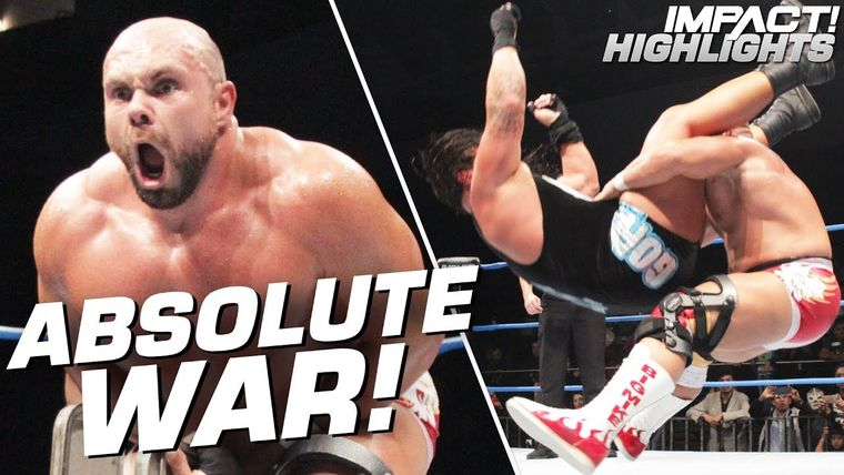 Rhino & Michael Elgin COLLIDE in Falls Count Anywhere Slugfest IMPACT Highlights Aug 30 2019.jpg
