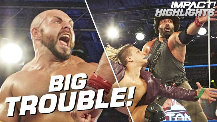 Elgin & Mack Give Austin & Rockwell All They Can Handle IMPACT Highlights July 19 2019.jpg