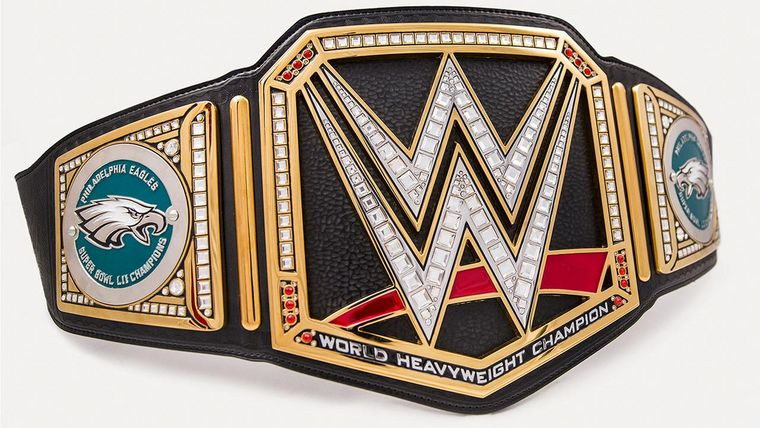 Eagles to receive custom WWE Champion Title belt.jpg